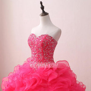 Sweetheart Sleeveless Long Prom Dresses Open Back Evening Dresses