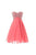 High Quality Sweetheart Sleeveless Chiffon Prom Dress Beaded Homecoming Dress - EVERISA