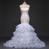 Sweetheart Strapless Mermaid Wedding Dresses Lace Bridal Gown
