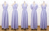 Lavender Infinity Bridesmaids Dress,Multiway,Convertable Dress