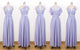 Lavender Infinity Bridesmaids Dress,Multiway,Convertable Dress - EVERISA