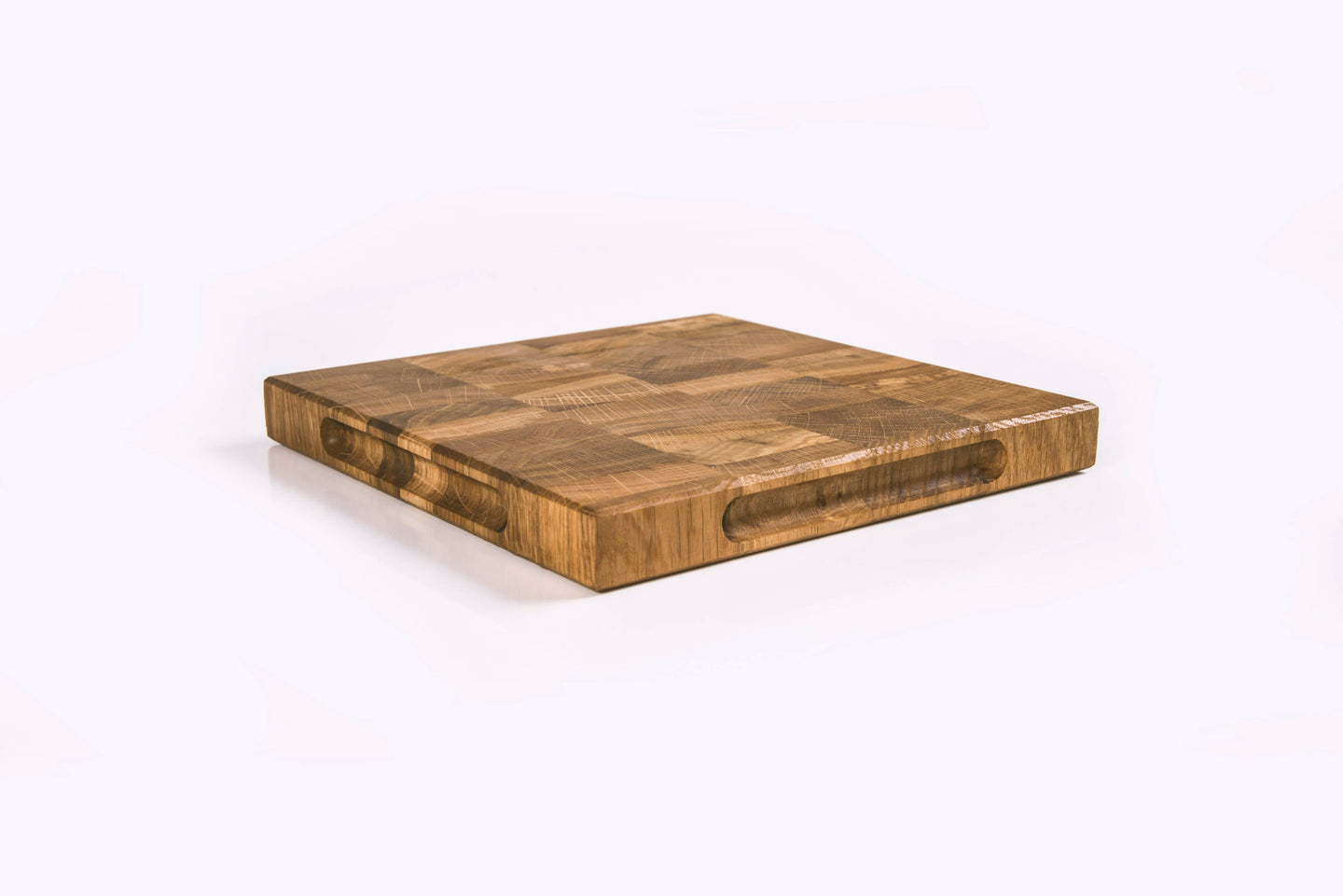 Solid Oak Trivet / Small End Grain Chopping Board