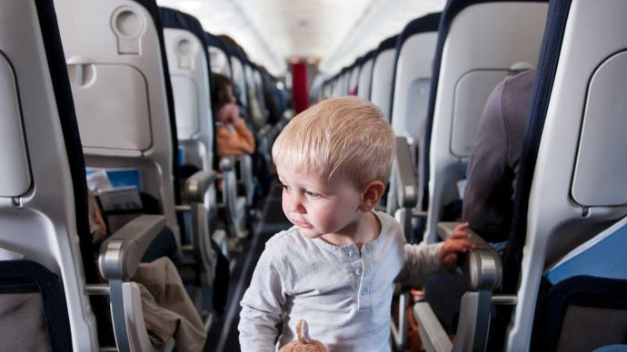 Travelling with a baby: Just remember, everything will be OK