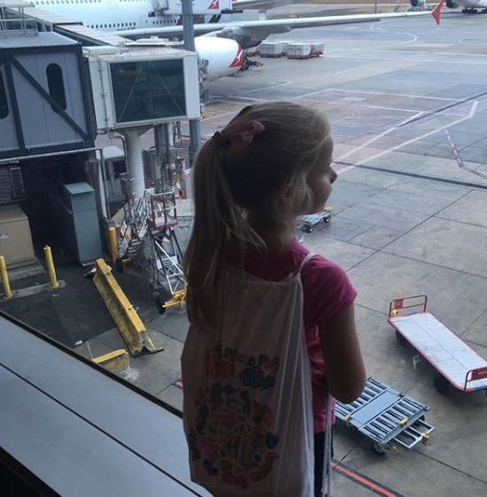 Travelling Alone with A Stubborn Toddler - Part 1