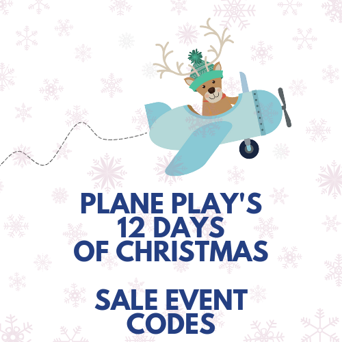 Plane Play's 12 Days of Christmas