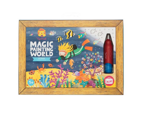 Tiger Tribe - Magic Painting World Ocean