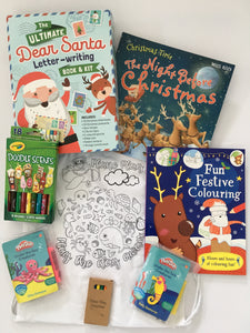 Pack and play bundle- Christmas fun