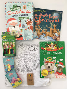 Pack and play bundle- Christmas