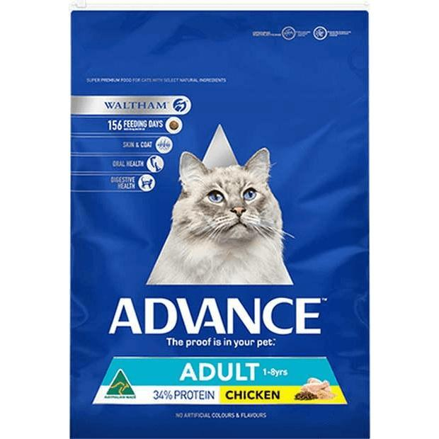 Advance Adult Dry Cat Food Chicken - Epic Pet