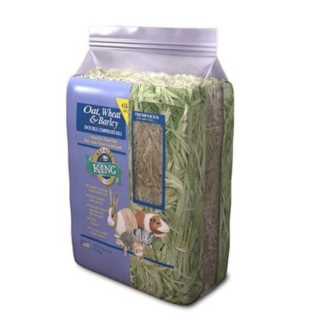 Alfalfa King Oat Wheat & Barley Hay 454g - Epic Pet