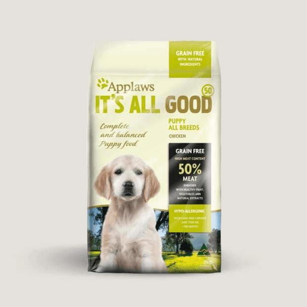 Applaws Its All Good Dry Puppy Food All Breed Chicken - Epic Pet