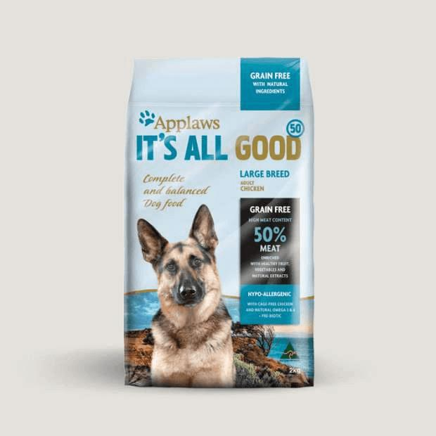 Applaws Its All Good Large Breed Adult Dog Food Chicken - Epic Pet