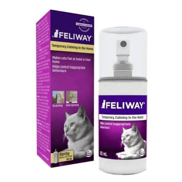 Ceva Feliway Spray for Cats 60ml - Epic Pet