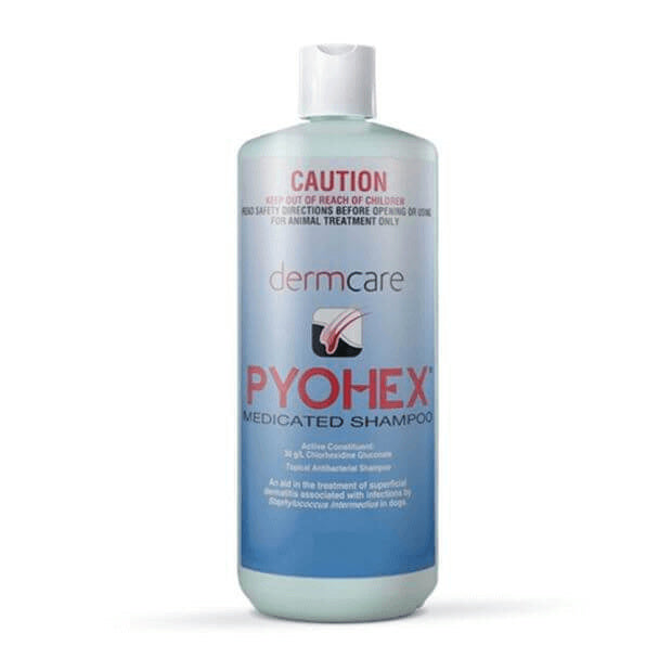 Dermcare Pyohex Medicated Shampoo for Dogs - Epic Pet