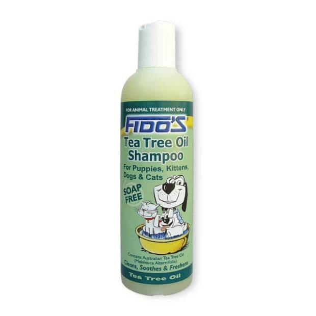 Fidos Dog Shampoo with Tea Tree Oil - Epic Pet