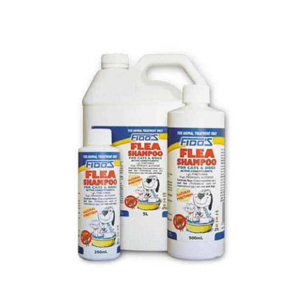 Fidos Dogs & Cats Flea Shampoo - Epic Pet