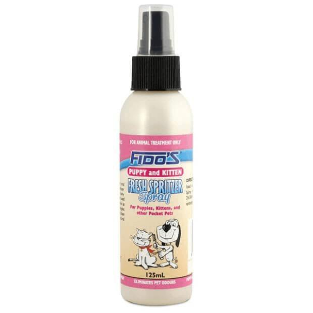 Fidos Puppy & Kitten Spritzer Spray 125ml - Epic Pet