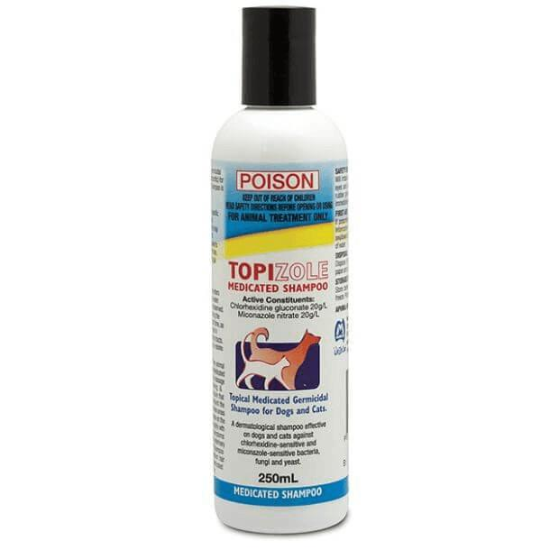 Fidos Topizole Medicated Shampoo for Dog & Cats - Epic Pet