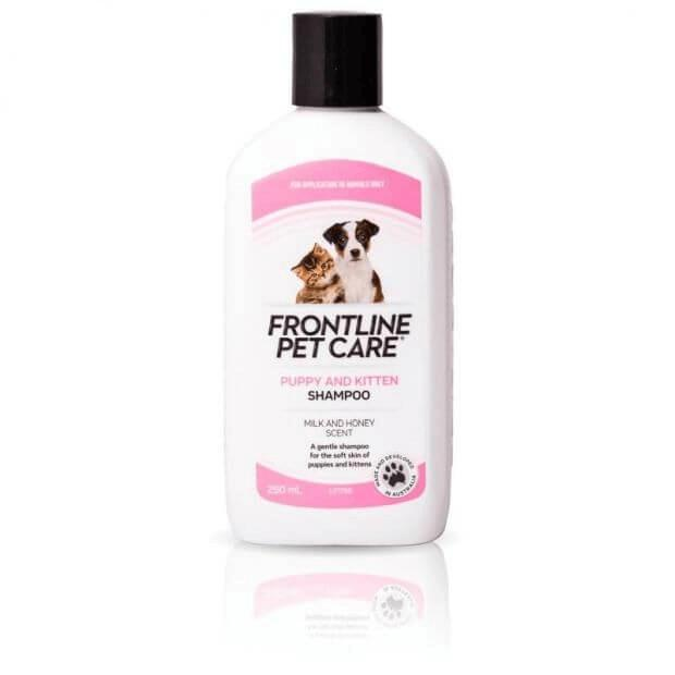 Frontline Pet Care Puppy and Kitten Shampoo 250ml - Epic Pet