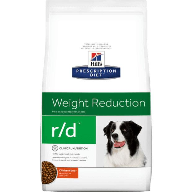 Hills Prescription Diet Dry Dog Food r/d Weight Reduction 12.5kg - Epic Pet