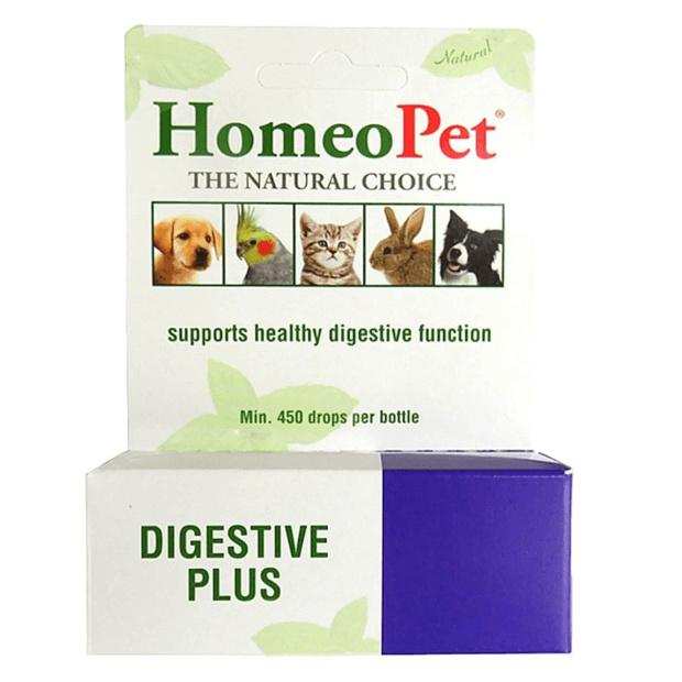 HomeoPet Digestive Plus 15ml - Epic Pet
