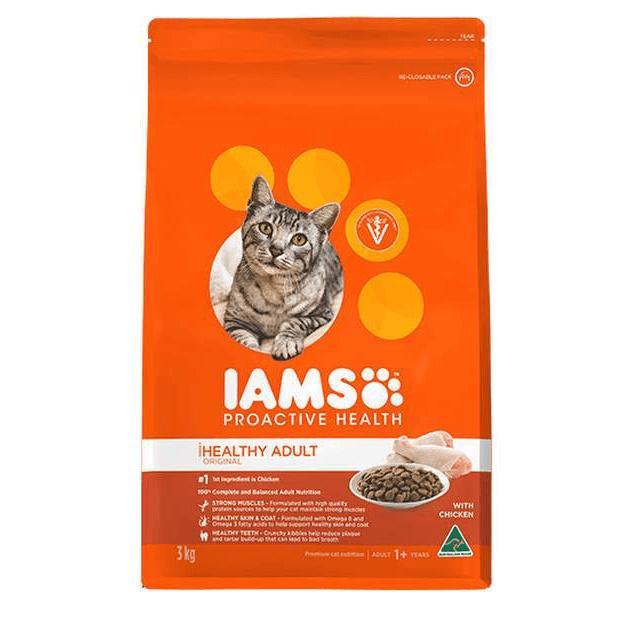 Iams Proactive Health Adult Cat Food Chicken - Epic Pet