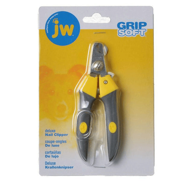 JW Gripsoft Nail Clipper Deluxe Medium - Epic Pet