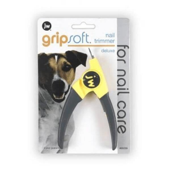 JW Gripsoft Dog Nail Trimmer Deluxe Guillotine Style - Epic Pet