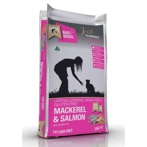 Meals For Meows Adult Cat Food Mackerel & Salmon - Epic Pet