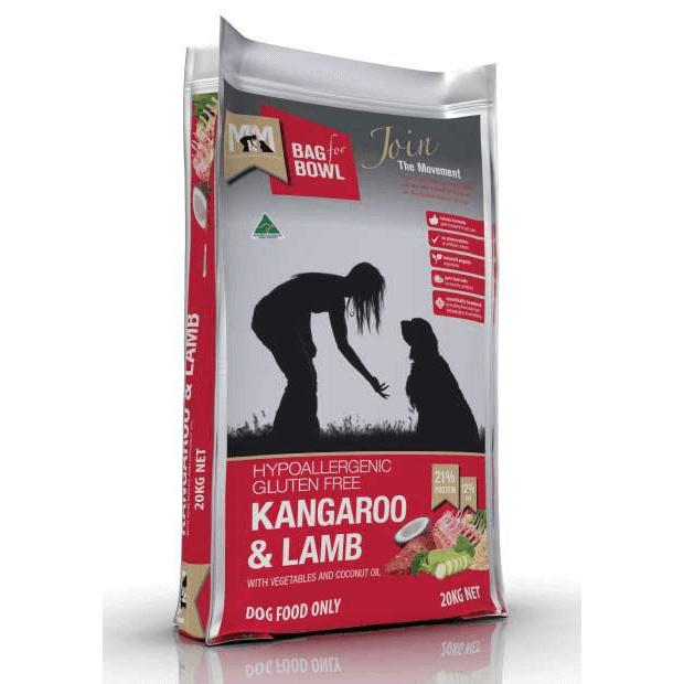 Meals For Mutts Adult Dog Food Kangaroo & Lamb - Epic Pet