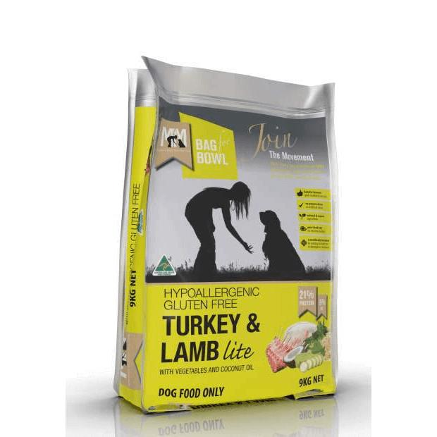 Meals For Mutts Adult Dog Food Lite Turkey & Lamb - Epic Pet