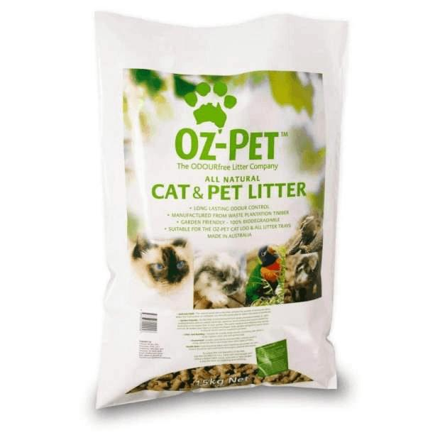 Oz Pet Cat Litter - Epic Pet
