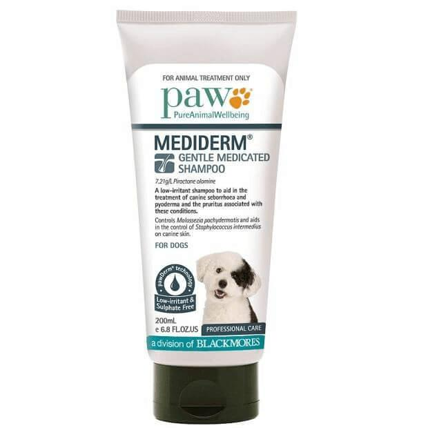 PAW Mediderm Medicated Shampoo for Dogs - Epic Pet