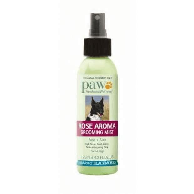 PAW Rose Aroma Grooming Mist 125ml - Epic Pet