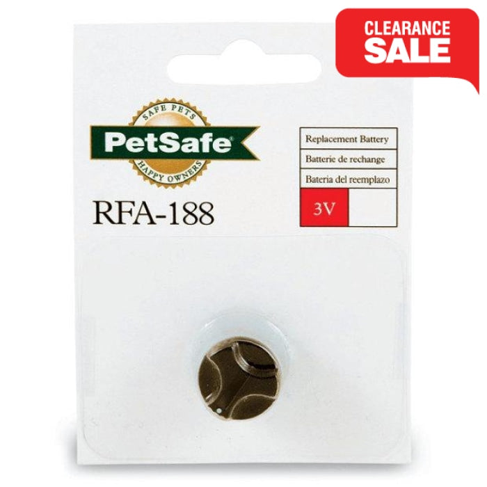 Petsafe RFA-188 - CLEARANCE AS IS - Epic Pet