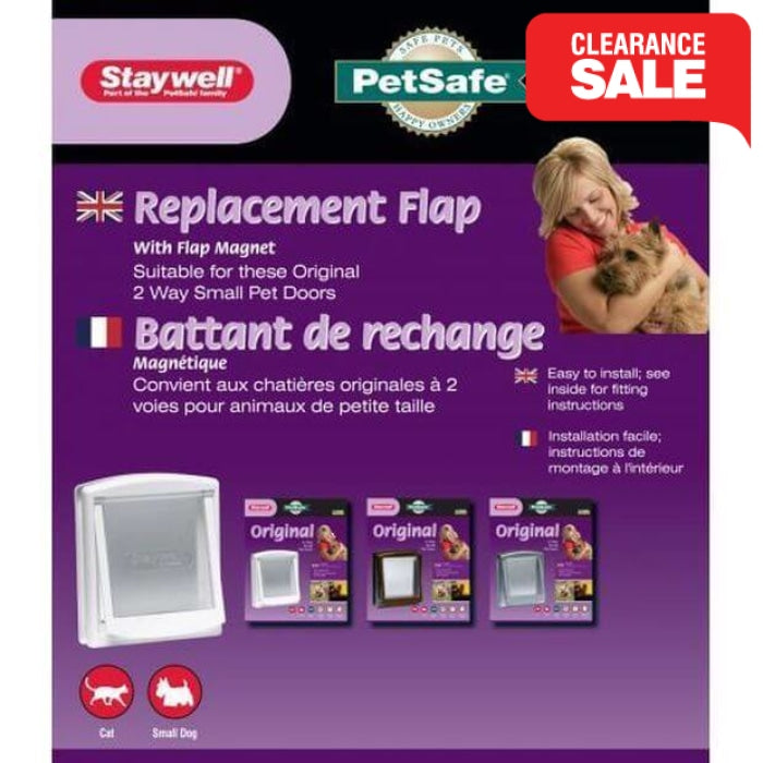 Petsafe Staywell 700 Series Small Dog Door Replacement Flap - Epic Pet