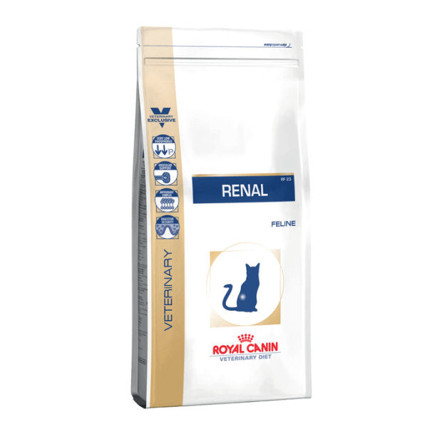 Royal Canin Veterinary Cat Dry Food Renal - Epic Pet