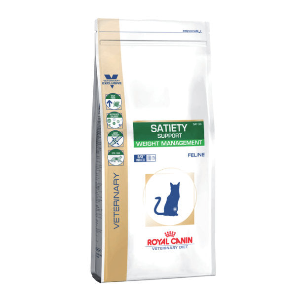 Royal Canin Veterinary Cat Dry Food Satiety - Epic Pet