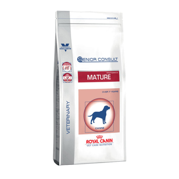 Royal Canin Veterinary Dry Dog Food Senior Consult Mature Medium Breed - Epic Pet