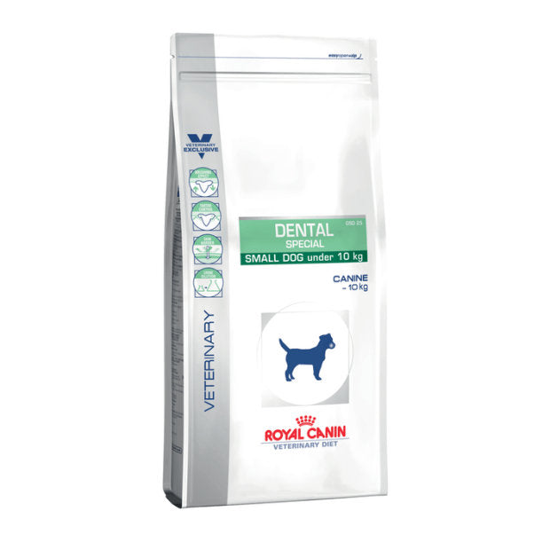 Royal Canin Veterinary Dry Dog Food Dental Small - Epic Pet