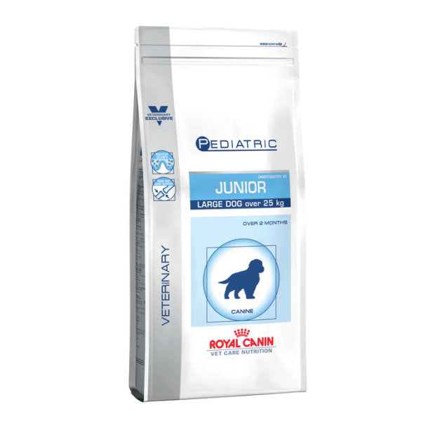 Royal Canin Veterinary Dry Dog Food Paediatric Junior Large Dogd - Epic Pet