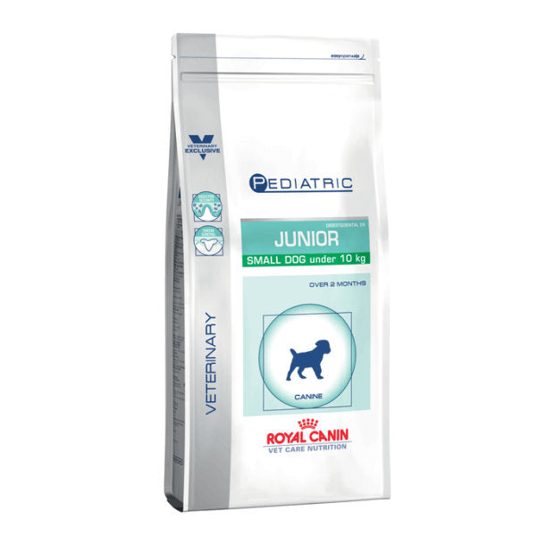 Royal Canin Veterinary Dry Dog Food Paediatric Junior Small Dog - Epic Pet