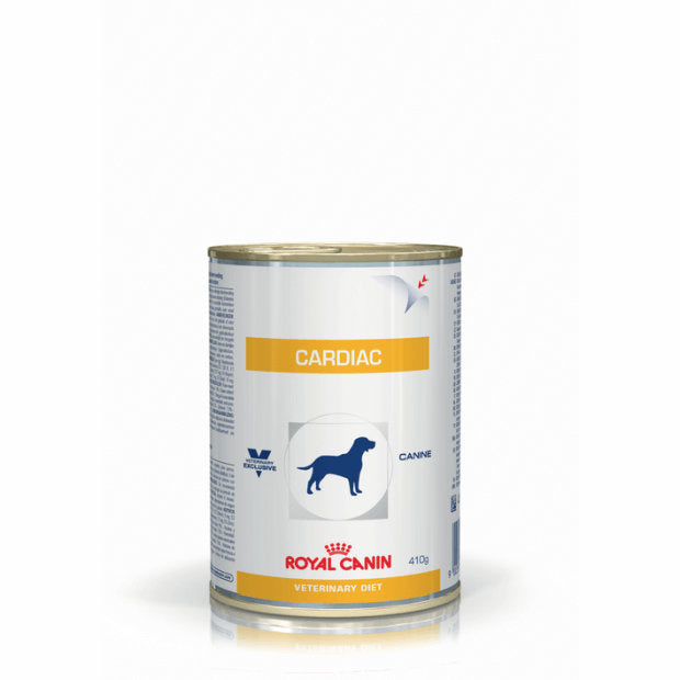 Royal Canin Veterinary Wet Dog Food Cardiac 12 x 410g - Epic Pet