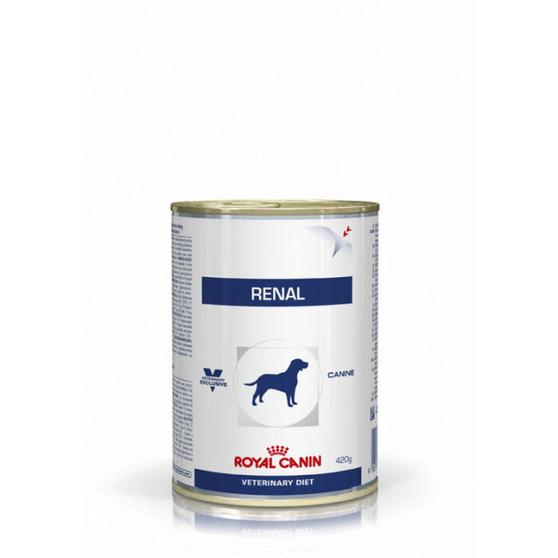 Royal Canin Veterinary Wet Dog Food Renal 12 x 410g - Epic Pet
