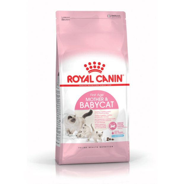 Royal Canin Dry Cat Food Mother & Babycat 2kg - Epic Pet
