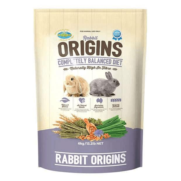 Vetafarm Rabbit Origins Rabbit Food - Epic Pet
