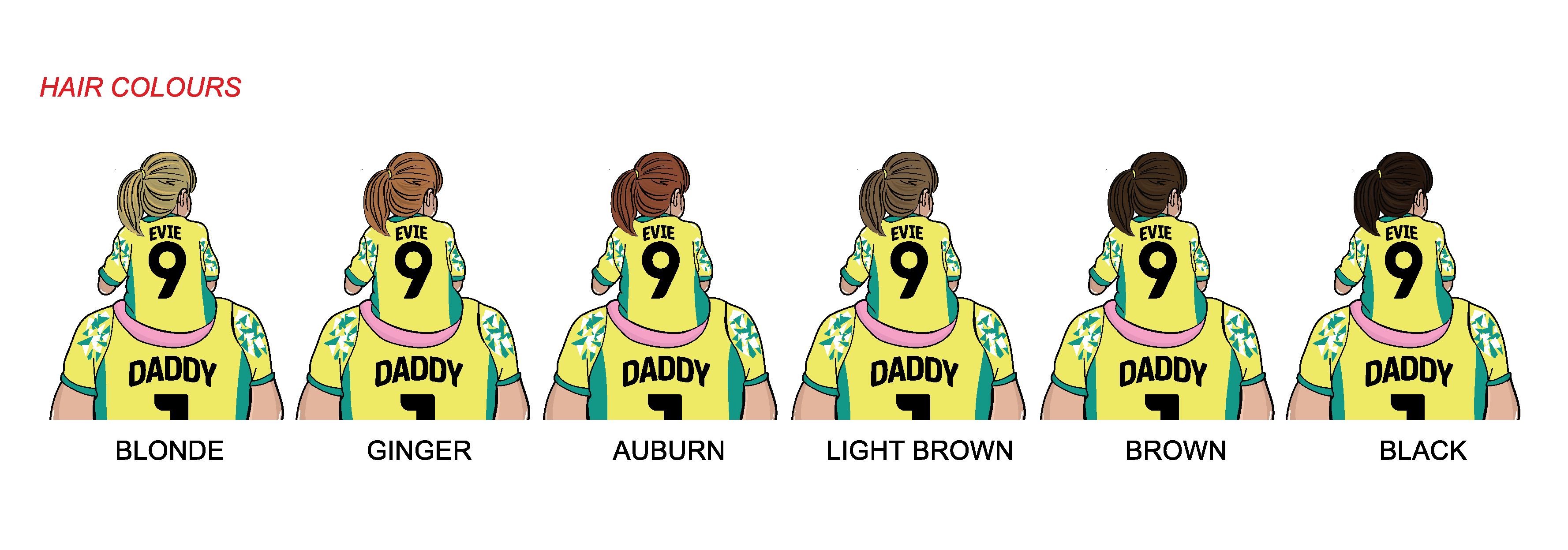 NORWICH CITY Dad and lass