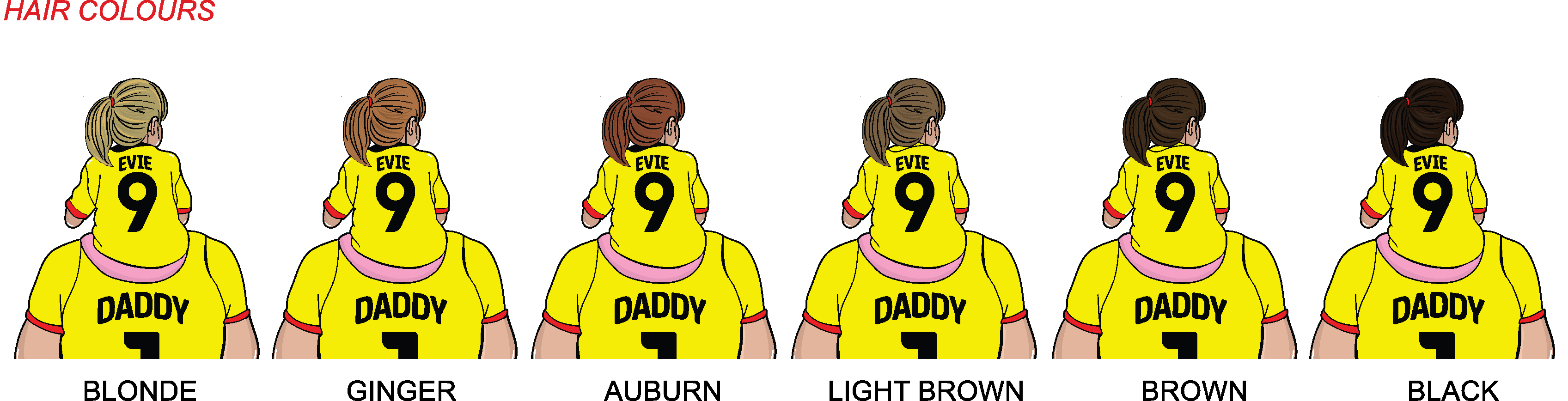 WATFORD Dad and lass