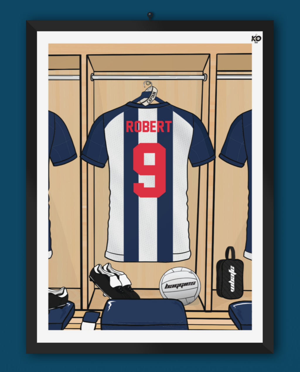 WEST BROM CAPTAIN