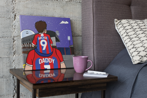 CRYSTAL PALACE Dad and lad